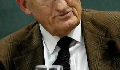 Jürgen Habermas photo