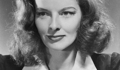 Katharine Hepburn photo