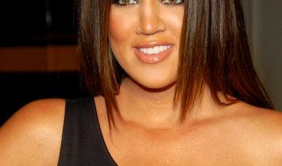 Khloé Kardashian photo
