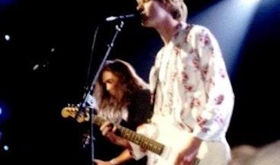 Kurt Cobain photo