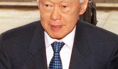 Lee Kuan Yew photo