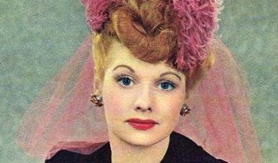 Lucille Ball photo