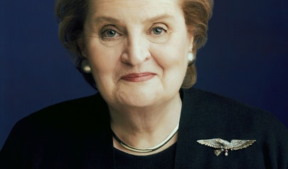 Madeleine Albright photo