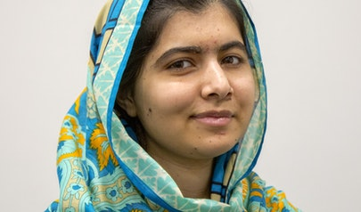 Malala Yousafzai photo