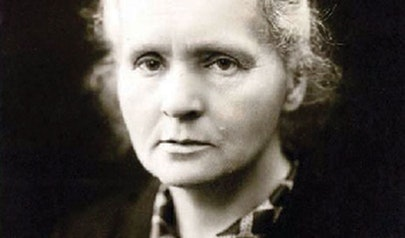 Marie Curie photo