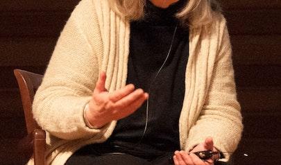 Marilynne Robinson photo