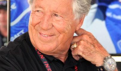 Mario Andretti photo