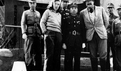 Martha Gellhorn photo
