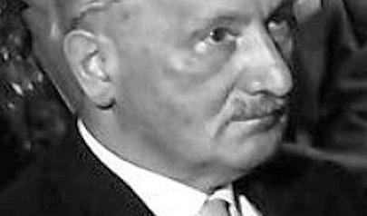 Martin Heidegger photo