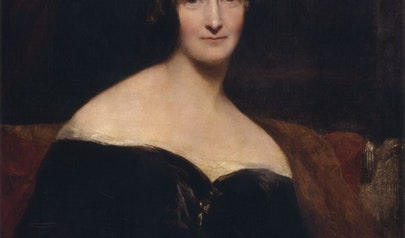 Mary Shelley photo