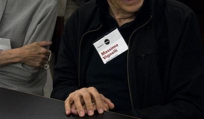 Massimo Vignelli photo