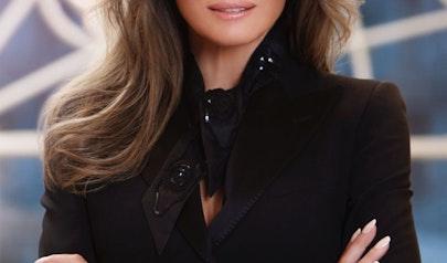 Melania Trump photo