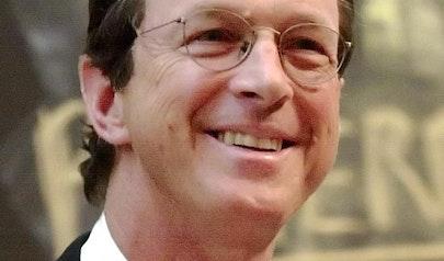Michael Crichton photo