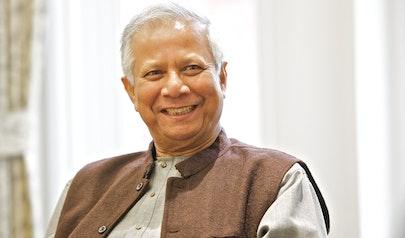 Muhammad Yunus photo