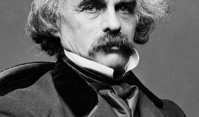 Nathaniel Hawthorne photo