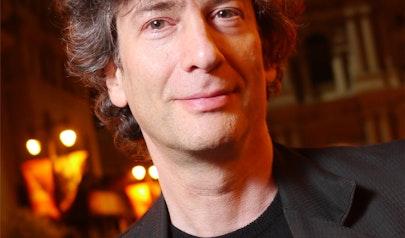 Neil Gaiman photo