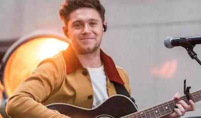 Niall Horan photo