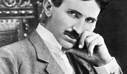 Nikola Tesla photo