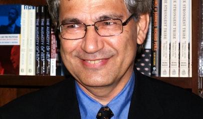 Orhan Pamuk photo