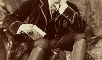 Oscar Wilde photo