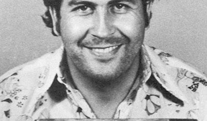 Pablo Escobar photo