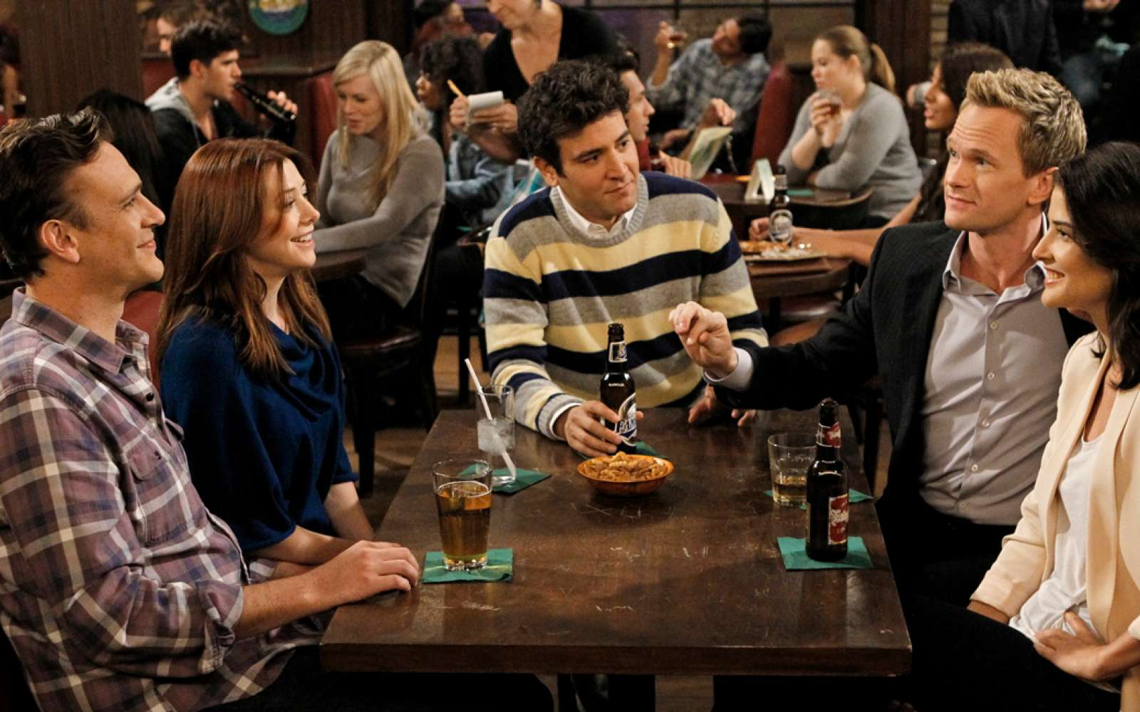 The Top 13  'How I Met Your Mother' Quotes Ranked