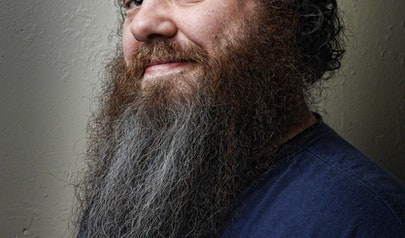 Patrick Rothfuss photo