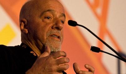 Paulo Coelho photo