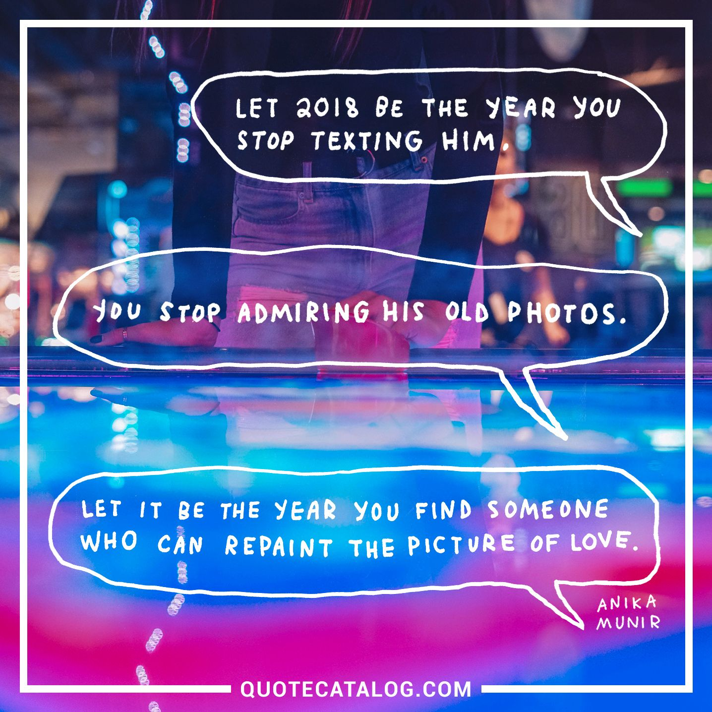 get someone to stop texting you