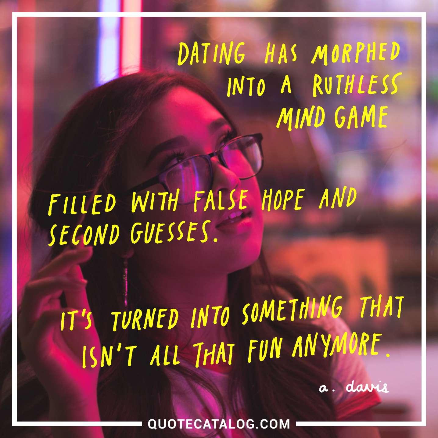 Mind Games voor dating