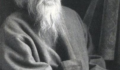 Rabindranath Tagore photo