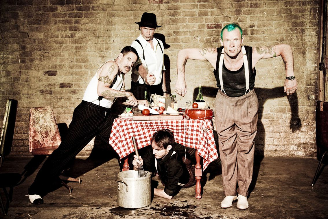 10 Best Red Hot Chili Peppers Quotes Quote Catalog