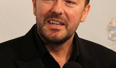 Ricky Gervais photo