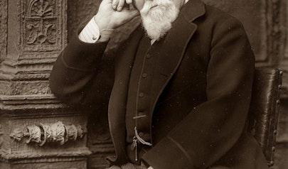 Robert Browning photo