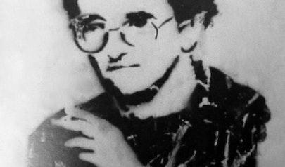 Roberto Bolaño photo