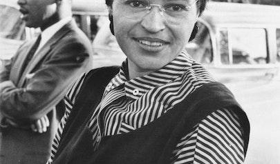 Rosa Parks photo