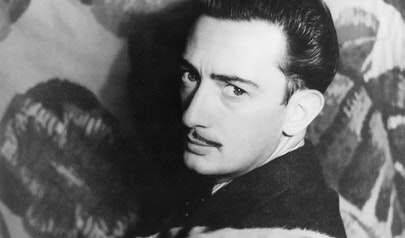 Salvador Dalí photo