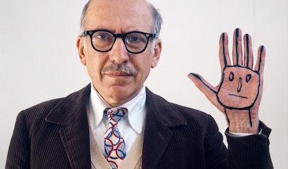 Saul Steinberg photo