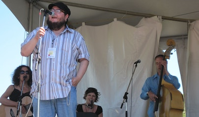 Shane Koyczan photo