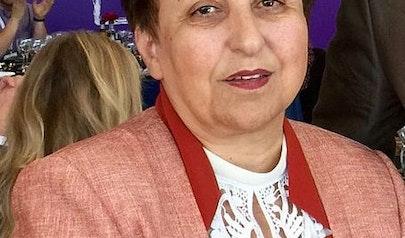 Shirin Ebadi photo
