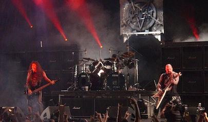 Slayer photo