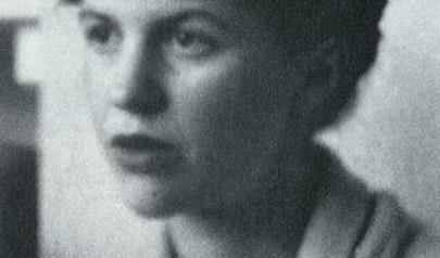 Sylvia Plath photo