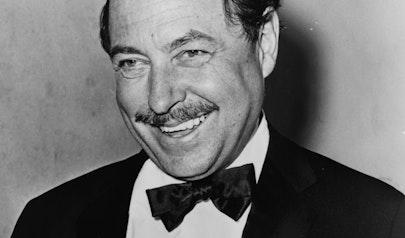 Tennessee Williams photo