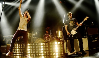 The All-American Rejects photo