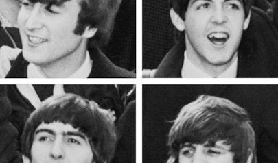 The Beatles photo