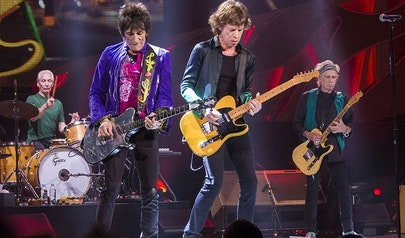 The Rolling Stones photo