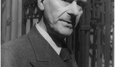 Thomas Mann photo