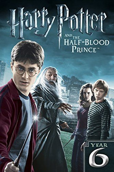 Harry Potter and the Half Blood Prince