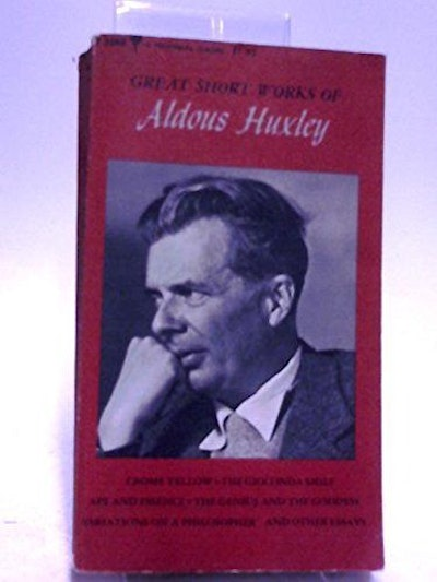 Great Short Works of Aldous Huxley