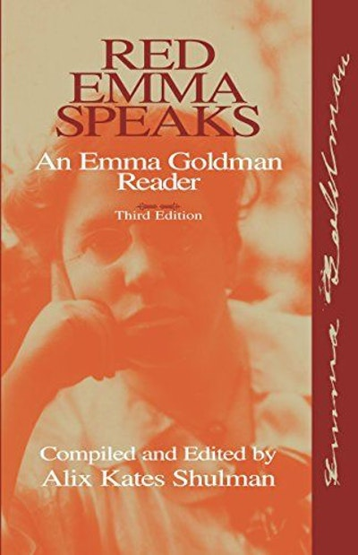 Red Emma Speaks: An Emma Goldman Reader